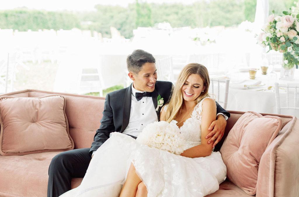 Behind the Scenes: Sarah Kathryn & Samuel's Gorgeous Garden Wedding