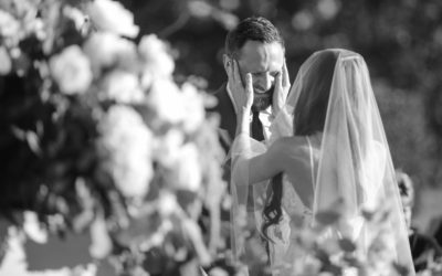 Why You Should Do A First Look At Your Wedding